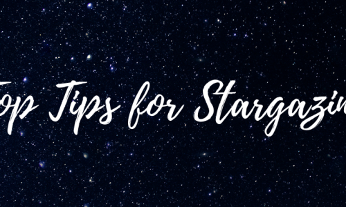 Top Tips for Stargazing